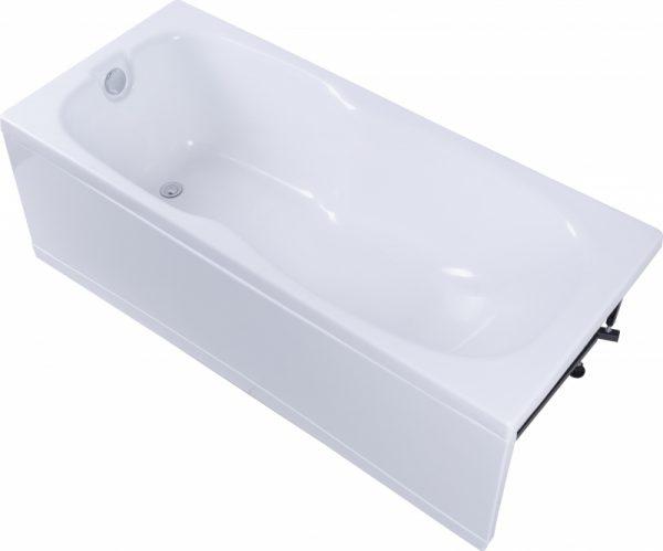 Акриловая ванна Aquanet Riviera 170х75 с антискользящим покрытием доступна к покупке по выгодной цене.