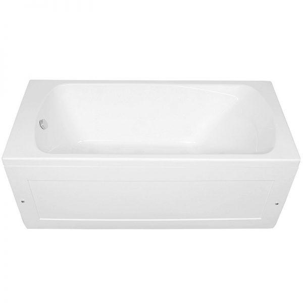 Акриловая ванна Aquanet Roma 160х70 без гидромассажа доступна к покупке по выгодной цене.