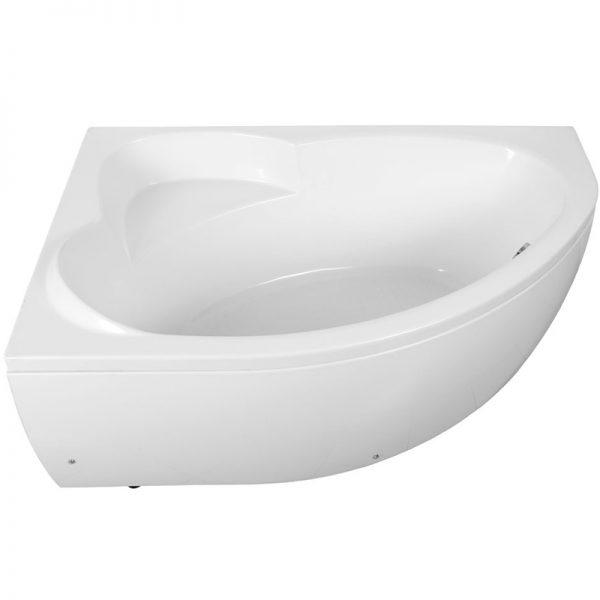 Акриловая ванна Aquanet Sarezo 160х100 без гидромассажа L доступна к покупке по выгодной цене.