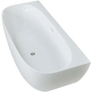 Фото товара Акриловая ванна Art&Maх Milan AM-MIL-1700-800 без гидромассажа.