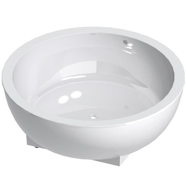 Акриловая ванна Astra Form Олимп 181х181 без гидромассажа изображена на фото