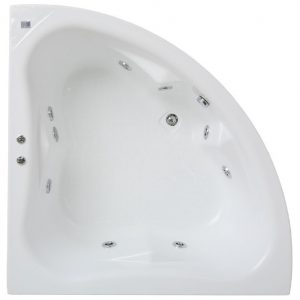 Фото товара Акриловая ванна Bach Фэнтези 150х150 система 0.