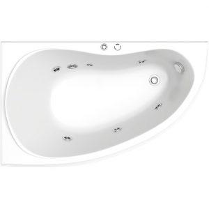 Фото товара Акриловая ванна Bas Алегра 150х90 L без гидромассажа.