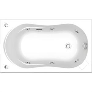 Фото товара Акриловая ванна Bas Кэмерон 120х70 без гидромассажа.
