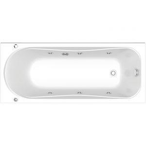 Фото товара Акриловая ванна Bas Стайл 160х70 без гидромассажа.