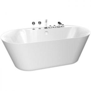 Фото товара Акриловая ванна BelBagno BB14 178х84 Белая.