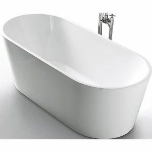 Фото товара Акриловая ванна BelBagno BB202-1600-800 160х80 без гидромассажа.