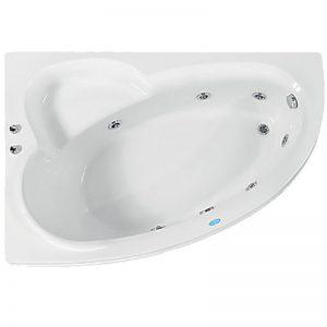 Фото товара Акриловая ванна BellSan Грета 150х90 без гидромассажа.