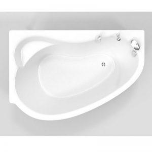 Фото товара Акриловая ванна BellSan Сабина 165х110 без гидромассажа.