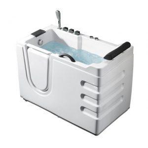 Фото товара Акриловая ванна Bolu Personas hidro BL-106 L с гидромассажем.
