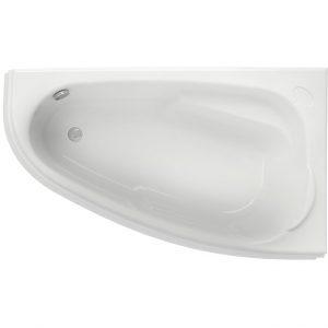 Фото товара Акриловая ванна Cersanit Joanna 140х90 R Белая.