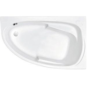 Фото товара Акриловая ванна Cersanit Joanna 160х95 R Белая.