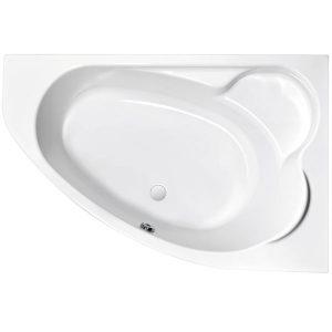 Фото товара Акриловая ванна Cersanit Kaliope 170х110 R Белая.