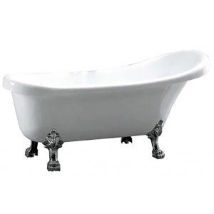 Фото товара Акриловая ванна Cerutti SPA C-2014 150х75 7204 Белая.