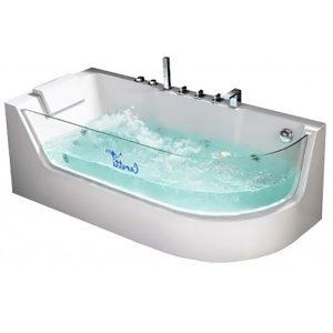 Фото товара Акриловая ванна Cerutti SPA C-403 L 170х80 7199 с гидромассажем.