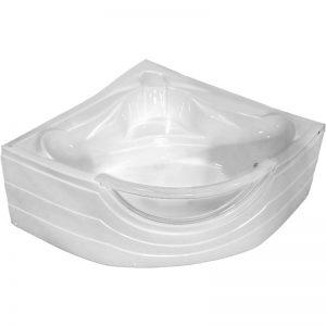 Фото товара Акриловая ванна Cerutti SPA Santa 151х151 без гидромассажа.