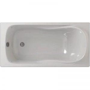 Фото товара Акриловая ванна Eurolux Bath Alla 150х75 E101507005 без гидромассажа.