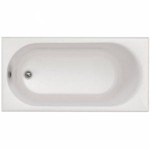 Фото товара Акриловая ванна Eurolux Bath Oberony 170х75 E1017075025 без гидромассажа.