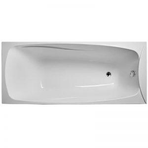 Фото товара Акриловая ванна Eurolux Bath Troya 170х75 E1017075040 без гидромассажа.