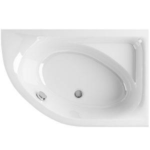 Фото товара Акриловая ванна Excellent Aquarella 170х110 R без гидромассажа.