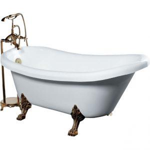 Фото товара Акриловая ванна Gemy G9030 A 175х82 без гидромассажа.