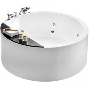 Фото товара Акриловая ванна Gemy G9230 K 150х150 с гидромассажем.