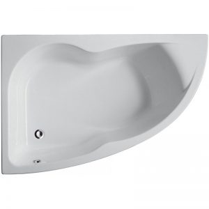 Фото товара Акриловая ванна Jacob Delafon Micromega Duo 170х105 E60221RU-00 L без антискользящего покрытия.