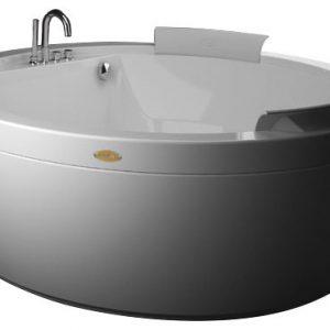 Фото товара Акриловая ванна Jacuzzi Nova 180х180 9Q43-572A Top Aqs.