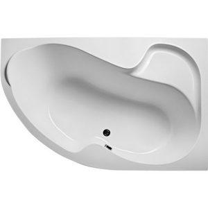 Фото товара Акриловая ванна Marka One Aura 150х105 R без гидромассажа.