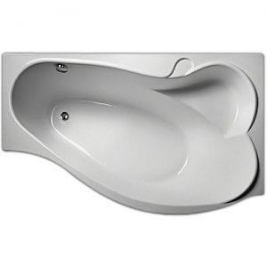 Фото товара Акриловая ванна Marka One Gracia 150х90 L без гидромассажа.
