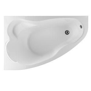 Фото товара Акриловая ванна Marka One Lil 140х90 L без гидромассажа.