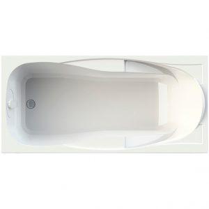 Фото товара Акриловая ванна Radomir Парма-дона 180х85 L 1-01-0-1-1-035 Белая без гидромассажа.