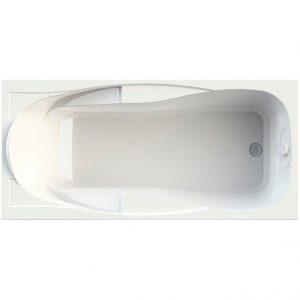 Фото товара Акриловая ванна Radomir Парма-дона 180х85 R 1-01-0-2-1-035 Белая без гидромассажа.
