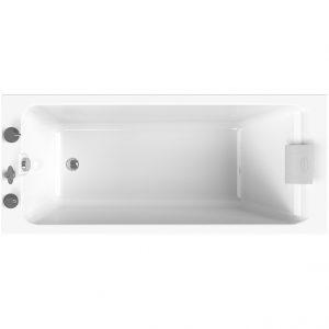 Фото товара Акриловая ванна Radomir Vannesa Агата 150х70 2-01-0-0-0-224 Белая без гидромассажа.