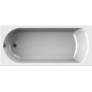Фото товара Акриловая ванна Radomir Vannesa Аврора 170х70 0-01-0-0-0-997 Белая без гидромассажа.