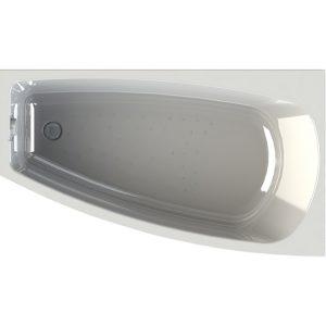 Фото товара Акриловая ванна Radomir Vannesa Мэги 140х80 R 2-01-0-2-1-211 Белая без гидромассажа.
