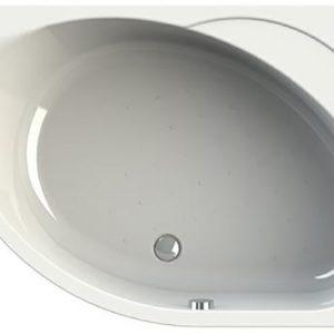 Фото товара Акриловая ванна Radomir Vannesa Мелани 140х95 R 2-01-0-2-1-212 Белая без гидромассажа.