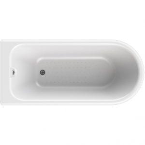 Фото товара Акриловая ванна Radomir Венеция 175х80 1-01-4-0-9-139 Белая с ножками бронза.