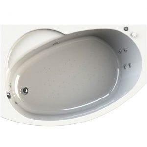 Фото товара Акриловая ванна Radomir Wachter Монти 150х105 форсунки Белые L с гидромассажем.