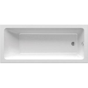 Фото товара Акриловая ванна Ravak 10° 170х75 без антискользящего покрытия.
