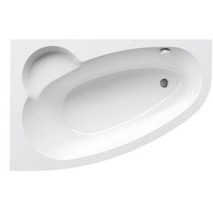 Фото товара Акриловая ванна Ravak Asymmetric 150х100 L.