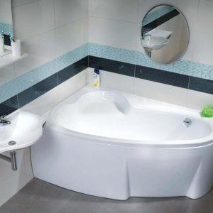Фото товара Акриловая ванна Ravak Asymmetric 160х105 L.