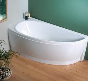 Фото товара Акриловая ванна Ravak Avocado 160 белая 160 Р.