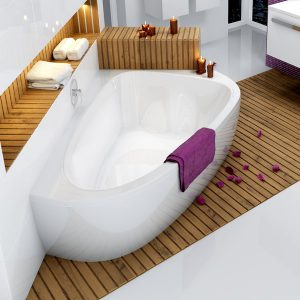 Фото товара Акриловая ванна Ravak LoveStory II 180 L.