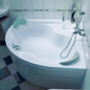 Фото товара Акриловая ванна Ravak NewDay 140 Белая 140.