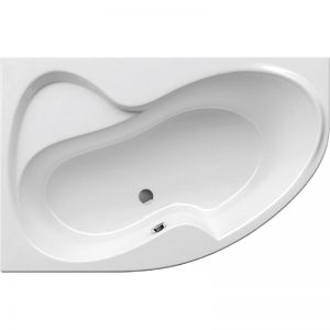 Фото товара Акриловая ванна Ravak Rosa 95 150х95 L C551000000 Белая.