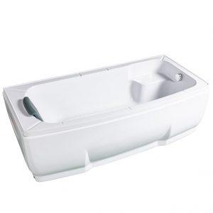 Фото товара Акриловая ванна River 150х80 Белая.