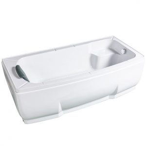 Фото товара Акриловая ванна River 170х80 Белая.