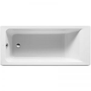 Фото товара Акриловая ванна Roca Easy 170х75 ZRU9302899 без гидромассажа.