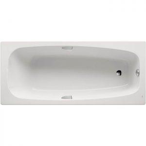 Фото товара Акриловая ванна Roca Sureste N 150х70 ZRU9302778 без гидромассажа.